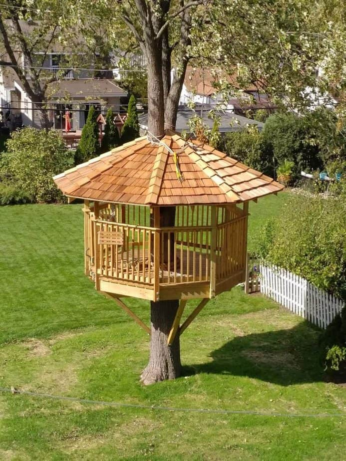 25 Awesome Treehouse Ideas That Your Kids Will Love