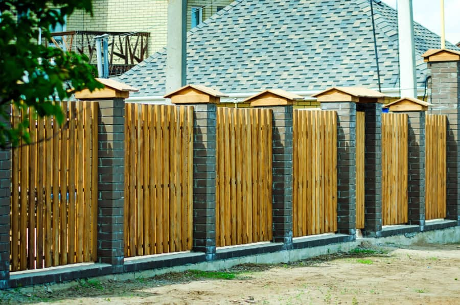 21 Best Wood Fence Ideas Designs