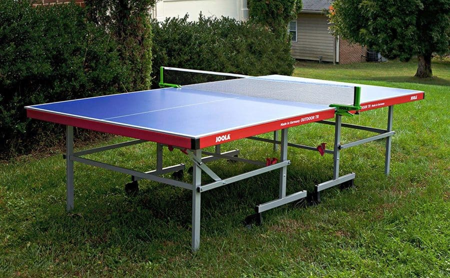 Sensational Best Outdoor Ping Pong Tables Our Top 6 Choices Home Interior And Landscaping Elinuenasavecom