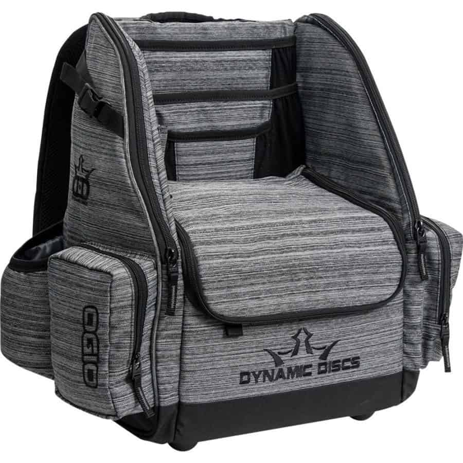 Dynamic Discs Commander Backpack Disc Golf Bag – 20 discs