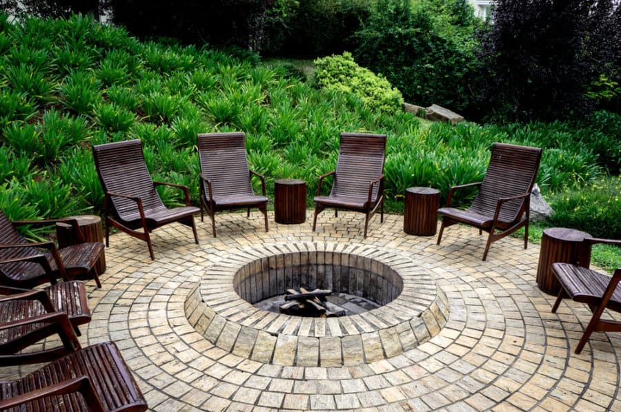 12 In Ground Fire Pit Ideas For Smore Filled Nights 2021 Own The Yard