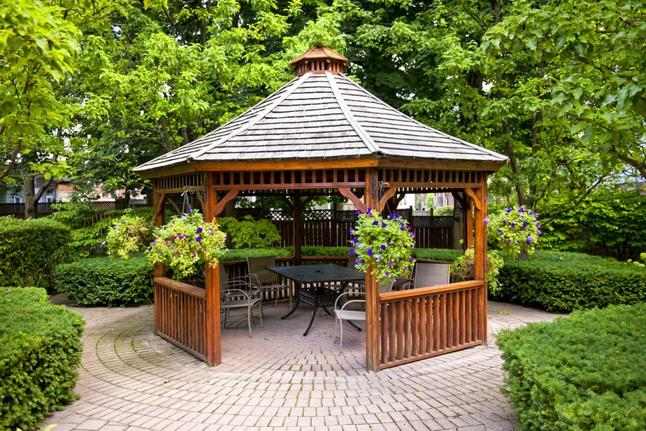 37 Gazebo Ideas for your garden (#23 is beautiful!) 2019: Own The Yard