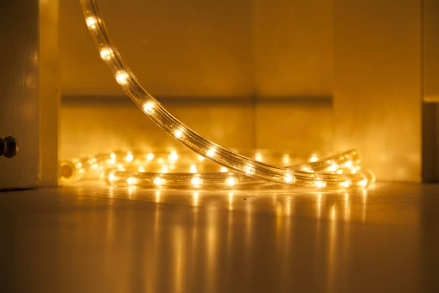 Rope Light Ideas with Pictures, Designs, and More for 2019 ... on rope chandelier, rope landscaping ideas, floor lamps ideas, rope knot work, led ideas, accessories ideas, signs ideas, neon ideas, rope lights, rope lamps, stair ideas, rope architecture, holiday ideas, rope mirrors, crown molding ideas, rope pergola ideas, movie theater basement ideas, rope handrail ideas, rope design,