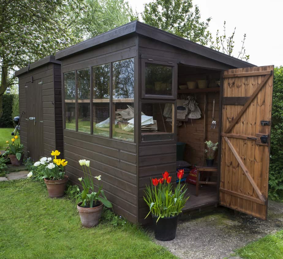 35 Shed Ideas Designed To Maximize Storage In 2019 Own The Yard