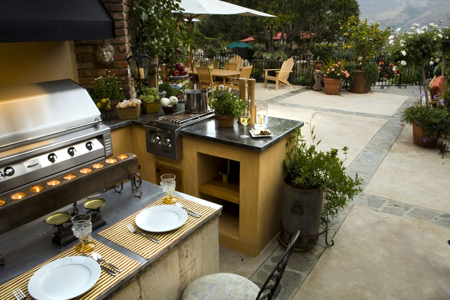19 Must-See Outdoor Kitchen Ideas to Get You Cooking Outside ...
