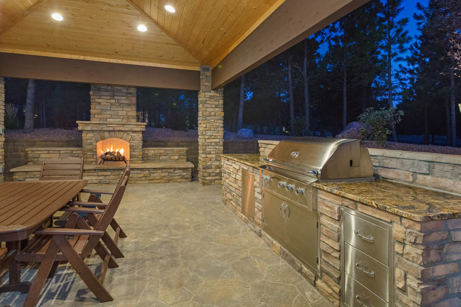 19 Must See Outdoor Kitchen Ideas To Get You Cooking Outside In 2021