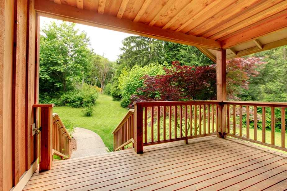 21 Stunning Deck Design Ideas for Your Backyard in 2020 ... on Wood Deck Ideas For Backyard id=30351