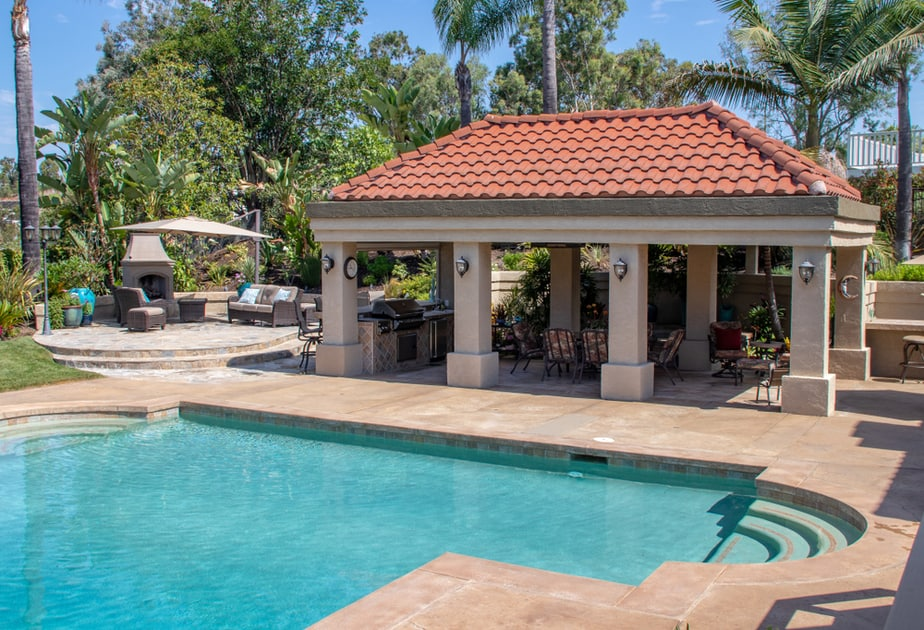 19 Best Cabana Ideas for Your Backyard in 2020 with Images! on Patio Cabana Ideas id=32695