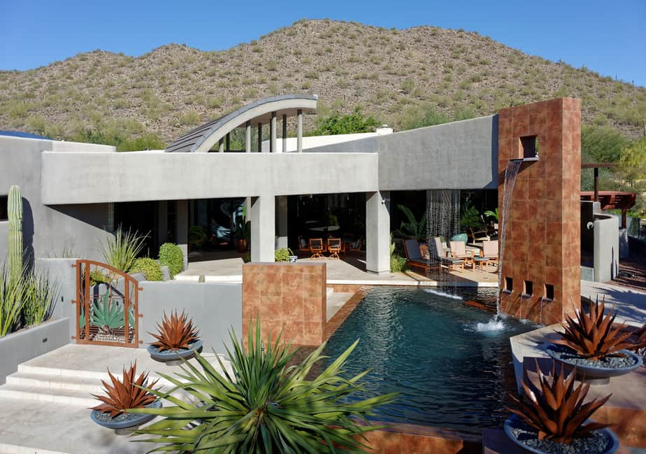 21 Best Desert Landscape Ideas With Pictures In 2020 Own The Yard