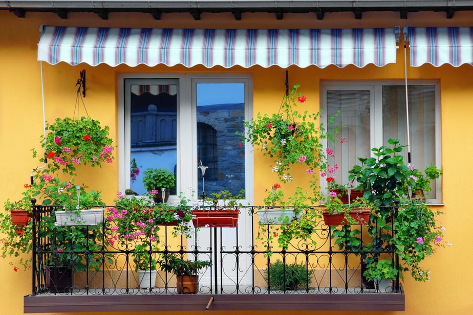 15 Inspiring Balcony Gardening Ideas That Are A Must 2021 Own The Yard