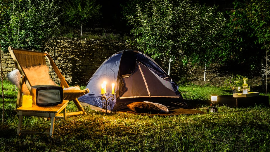 How to Camp Out in your Backyard: A Guide to get You ...